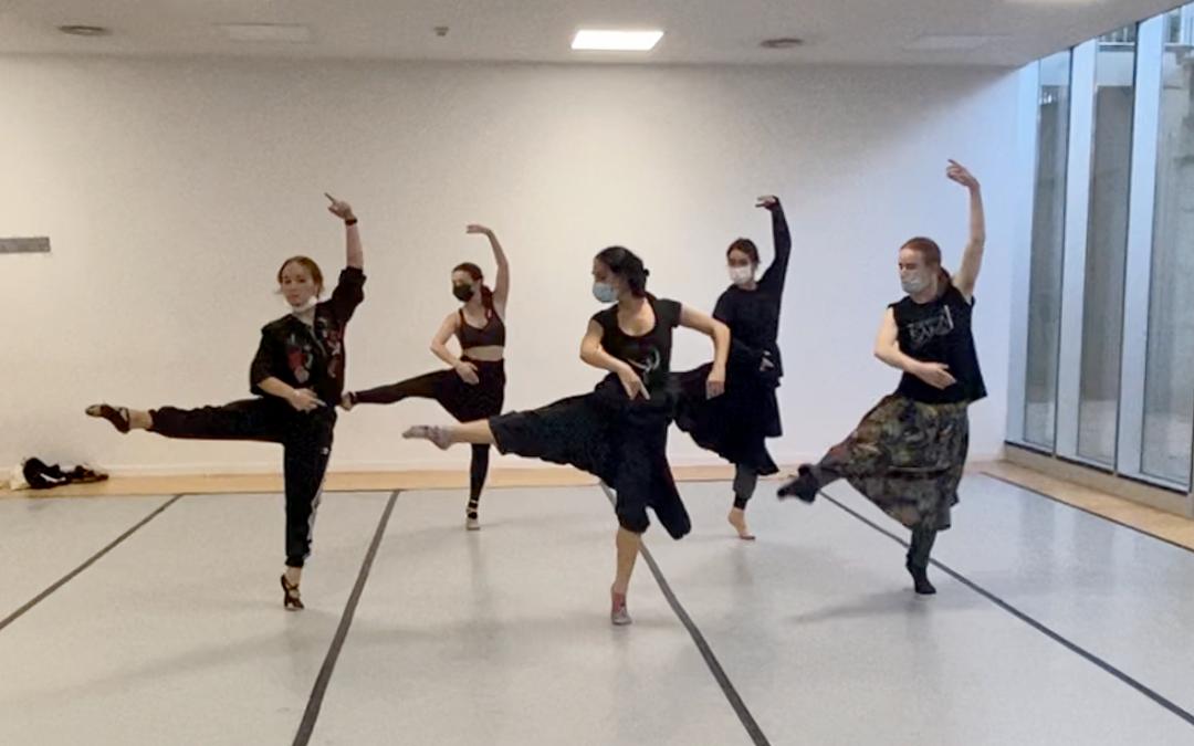 Rajatabla Danza se convierte en Compañía Residente del Distrito Latina de Madrid